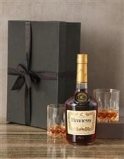 Hennessy VS Cognac Set