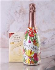 Valdo Floral Prosecco Gift Hamper
