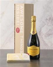 Steenburg Chardonnay MCC Gift Hamper