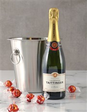 Taittinger Brut Champagne Gift Hamper