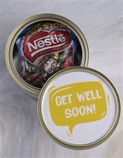 Get Well Soon Treat Tin