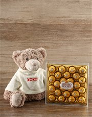 Become the sender of hugs and kisses this Valentin