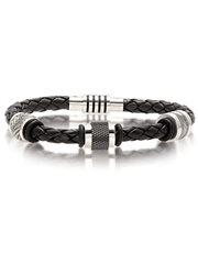 A.R.Z Steel Stainless Steel Gents Fashion jeweller