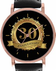 Digitime Celebrating 30 Years Stainless steel and
