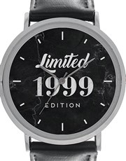 Digitime 40mm Gents Limited Edition Stainless Stee