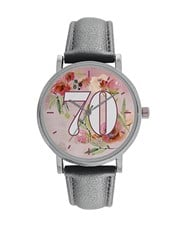 Digitime 36mm Ladies 70 Stainless Steel Watch.  Pe