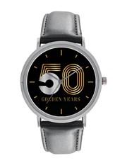 Digitime 40mm Round Personalised Celebrating 50 Go
