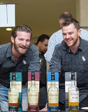 Whisky Tasting - Sexy Scottish Singles
