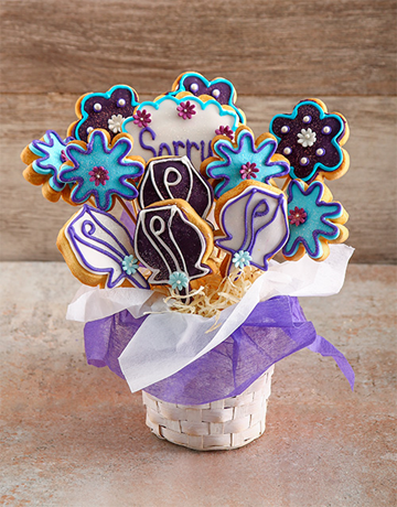 cookies-and-biscuits: I am Sorry Cookie Bouquet!