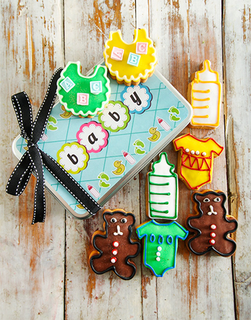 cookies-and-biscuits: New Baby Cookie Tin!