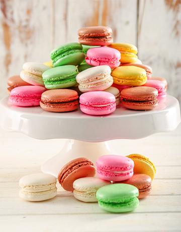 bakery: Rainbow Temptation 24pc Combo!