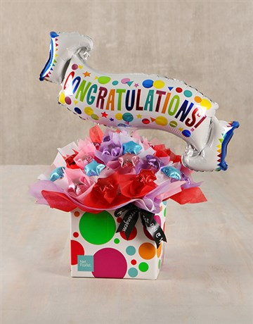 chocolate: Congratulations Edible Arrangement!