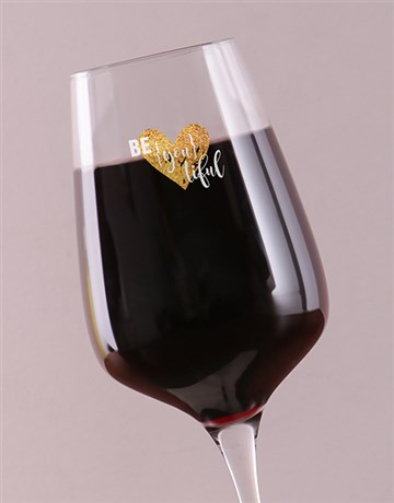valentines-day: Personalised Love and Romance Wine Glass!