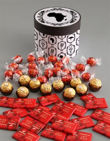 chocolate: Chocolate Sweetness Surprise!