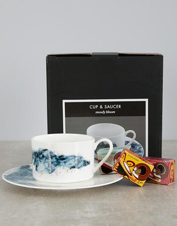 secretarys-day: Carrol Boyes Moody Bloom Mug and Toni Tea!