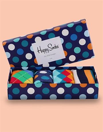 christmas: Colourful Mix Happy Socks Giftbox!
