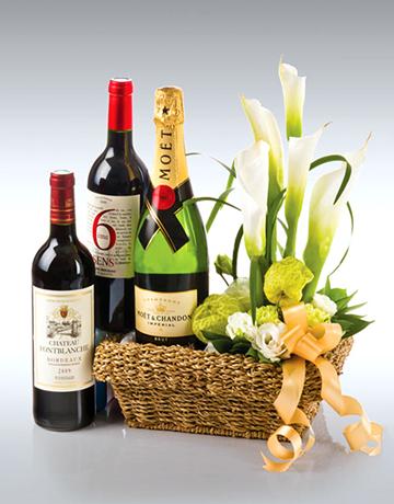 gifts: Trois Vins Delicieux!