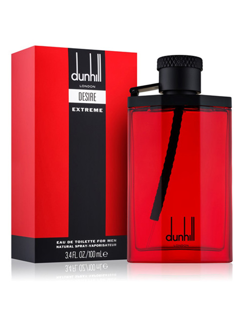 perfume: Dunhill Desire Red Extreme 100ml EDT!