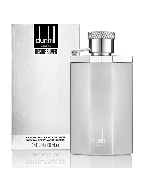 perfume: Dunhill Desire Silver EDT!