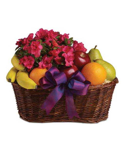 flowers: Fruit and Blooms!