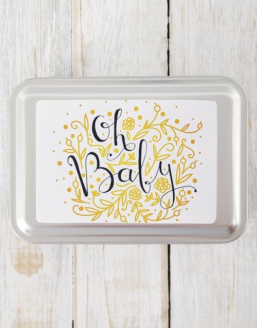 brownies: Oh Baby Oreo Blondies!