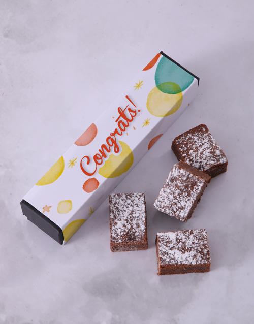 brownies: Congrats Brownie Box !