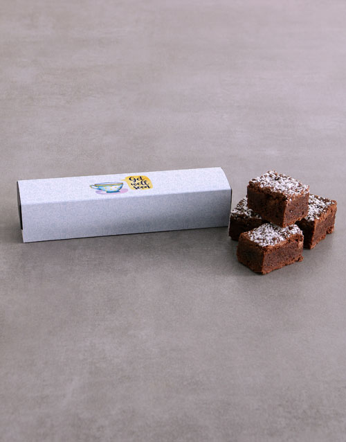 bakery: Get Well Brownie Box!
