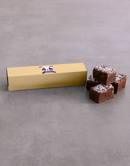 apology: Sorry Brownie Box!