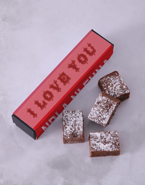brownies: Love Brownie Box!