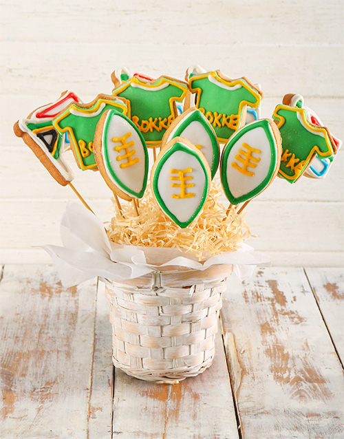 cookies-and-biscuits: Player 23 Cookie Bouquet!
