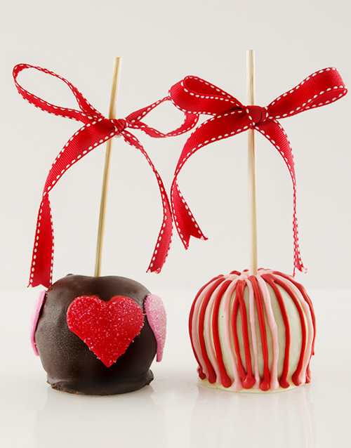 valentines-day: Valentines Candy Apple Combo!