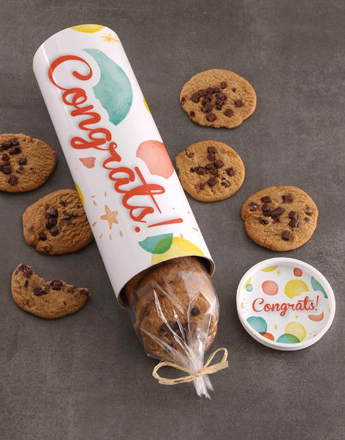 engagement: Congratulations Cookie Tube Surprise!