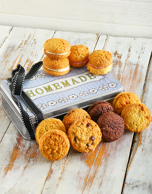 cookies-and-biscuits: Cookie Sandwich Combo Tin!