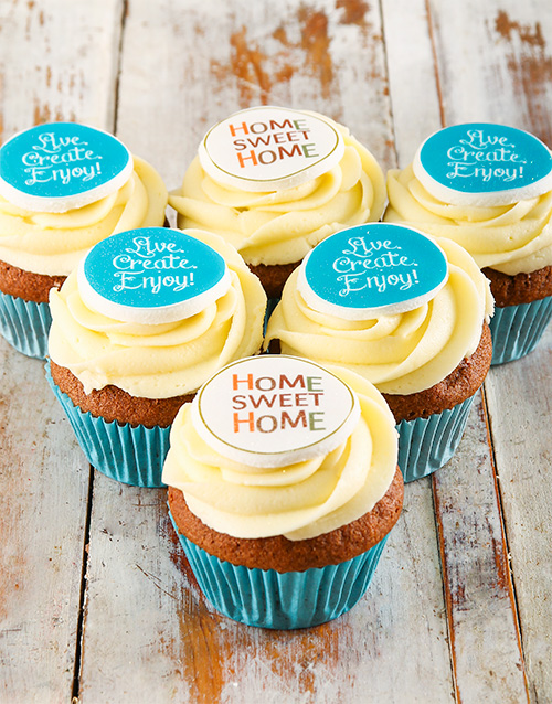 house-warming: New Home Cupcakes!