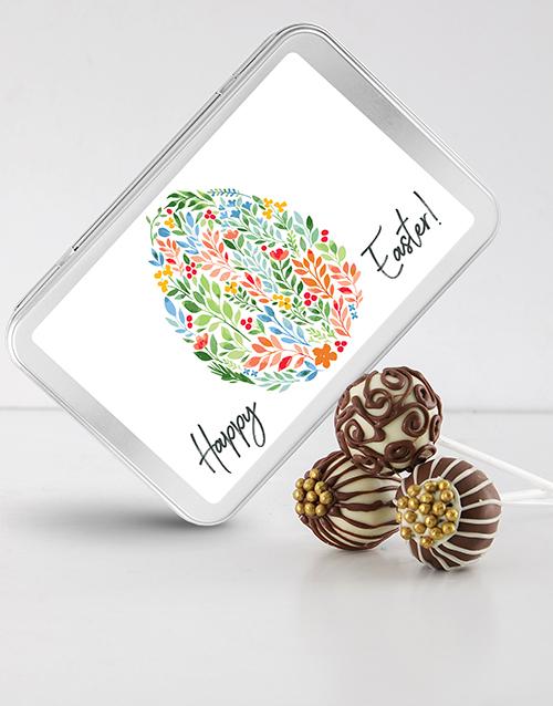 easter: Sweet Easter Cake Pops!