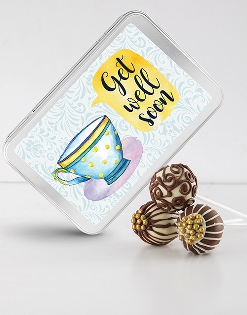 cake-pops: Get Well Soon Cake Pops!