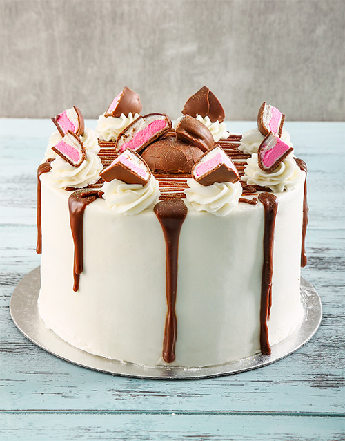 easter: Mallow Easter Cake!