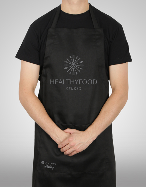 house-warming: Personalised Discovery Cooking Apron!