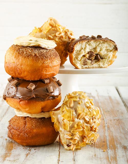 doughnuts: Coffee Break Doughnuts!