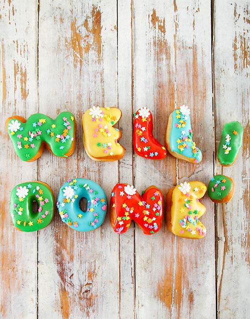 doughnuts: Well Done Mini Doughnuts!