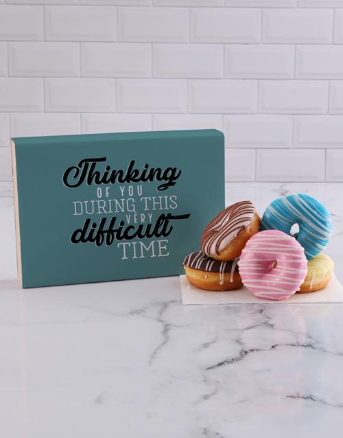 doughnuts: Thinking of You Doughnut Box!