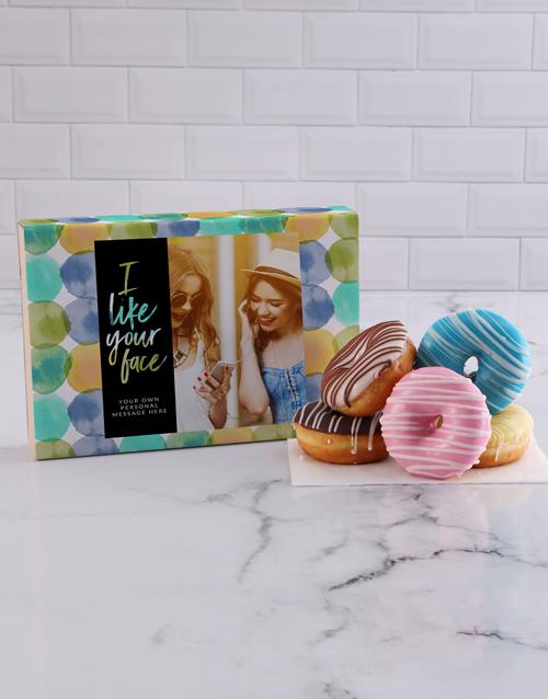 doughnuts: Personalised Friendship Doughnuts!