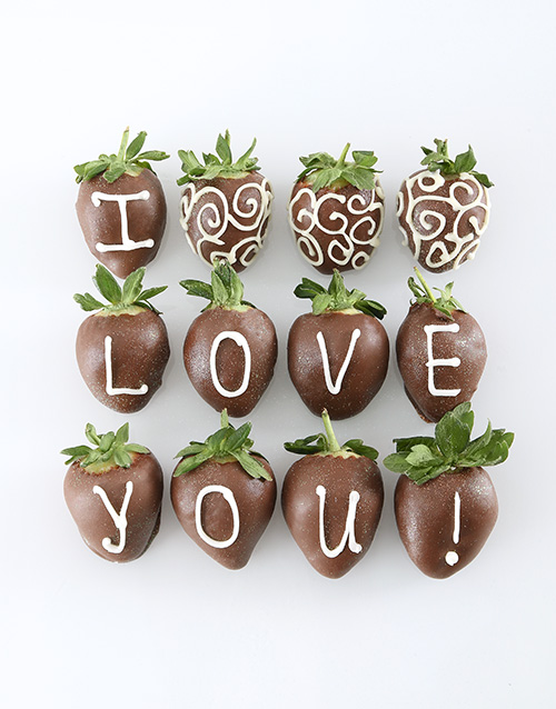 valentines-day: I Love you Berries!