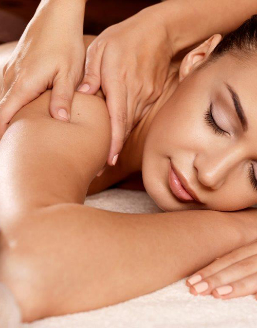 congratulations: Sheer Bliss 45 Minute Massage!