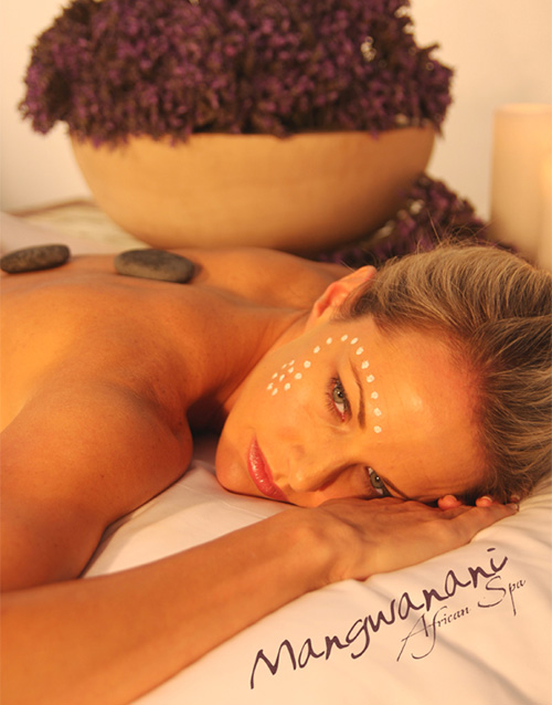 experiences: Mangwanani African Premier Night Spa!