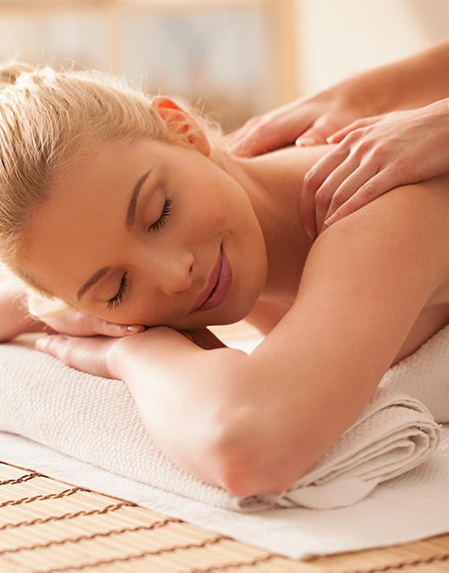 experiences: Urban Bliss Destress Spa Package!
