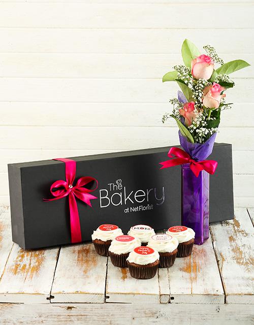 bakery: Flour and Flower Gift Box for Mom!