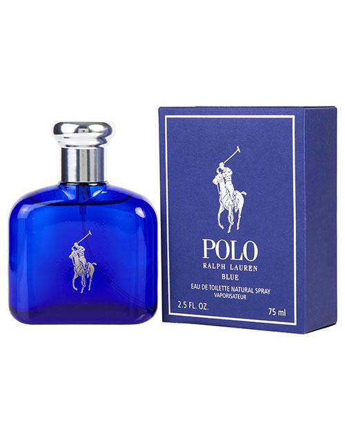 perfume: Ralph Lauren Polo Blue 125ml EDT!