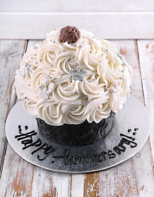 giant-cupcakes: Happy Anniversary Giant Cupcake!