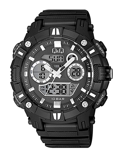 grandparents-day: QQ Outdoors Gents Black Watch!